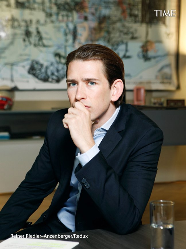 Sebastian Kurz is finding a new way to address Europe's refugee crisis https://t.co/CIQz11fTP6 https://t.co/qhXI1wWMDA