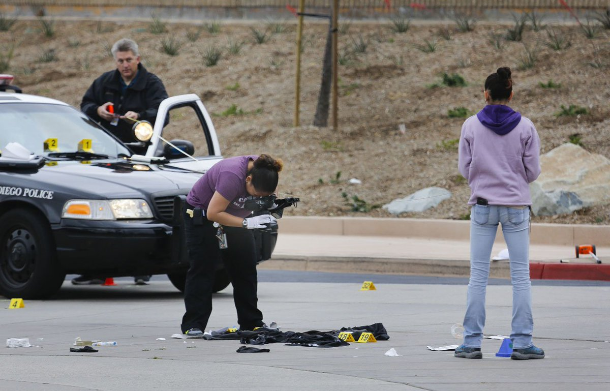San Diego police shoot, kill 15-year-old in high school parking lot