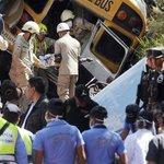 Eleven dead in Vietnam buscrash