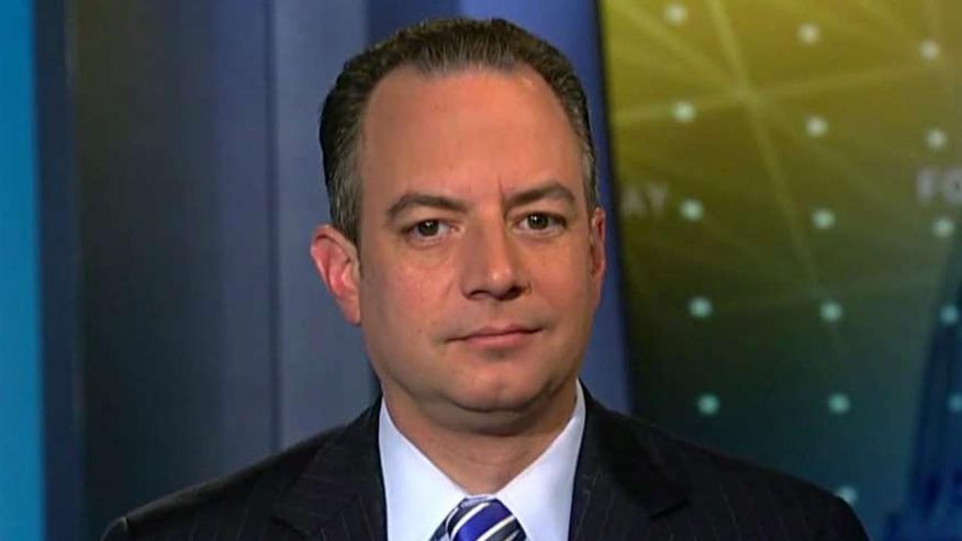 Priebus: Trump, GOP Congress 'not going to let you down' on ObamaCare overhaul