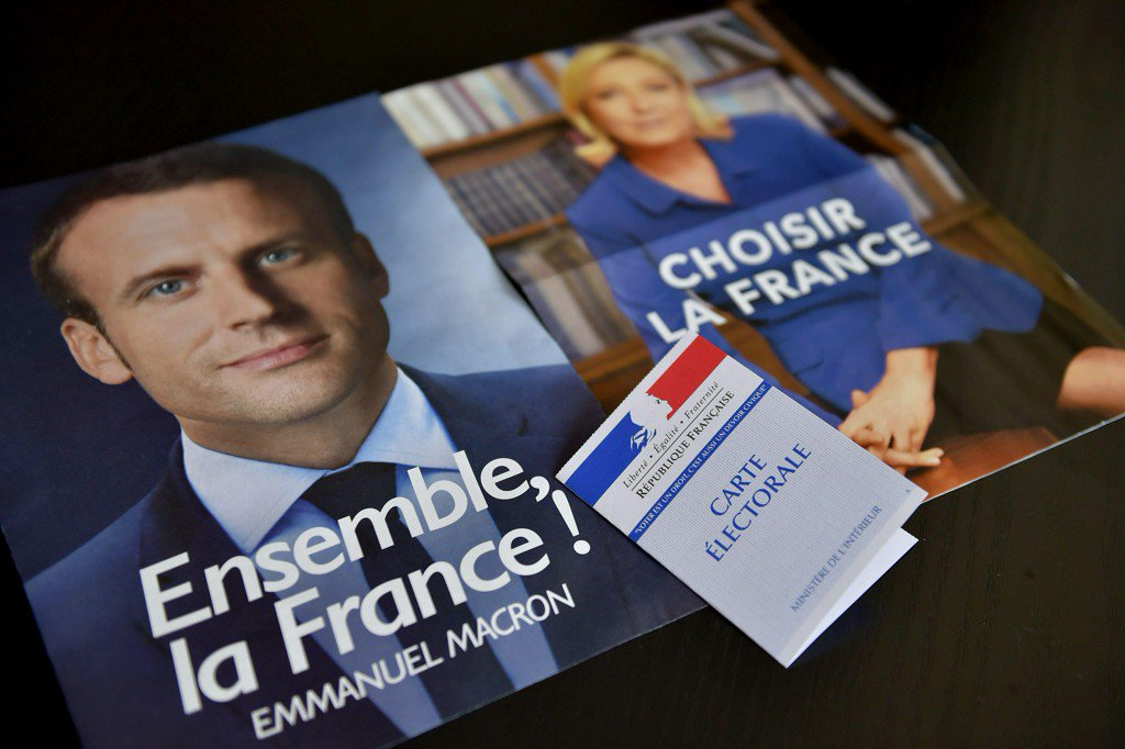 Hacking attack rocks French presidential race ahead of Sunday's vote