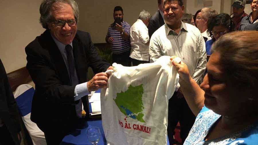 Proyecto de canal interoceánico de Nicaragua está a punto de morir