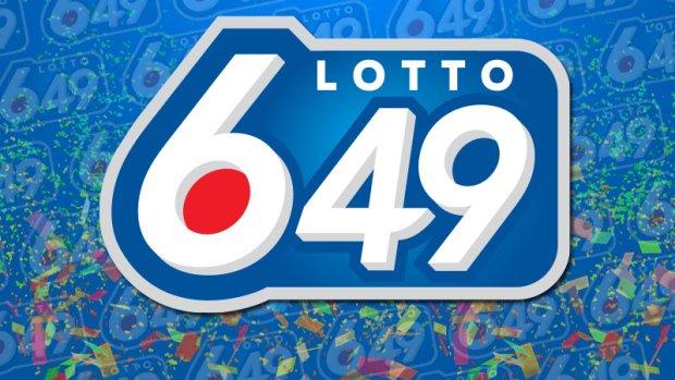 No winning ticket for Saturday night's $25 million Lotto 649 jackpot