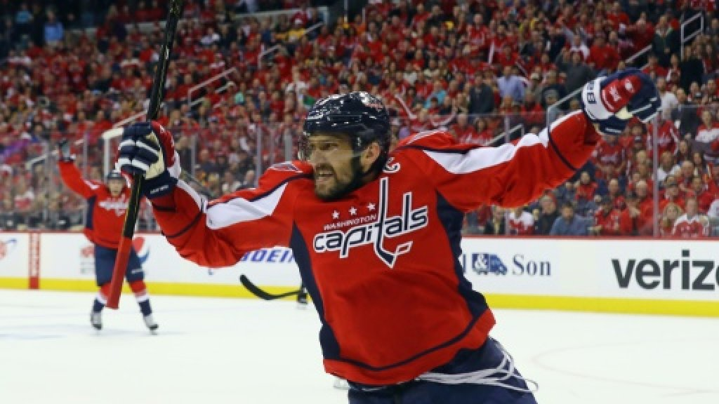 Ovechkin and Co. beat Penguins to stay alive in NHL playoffs