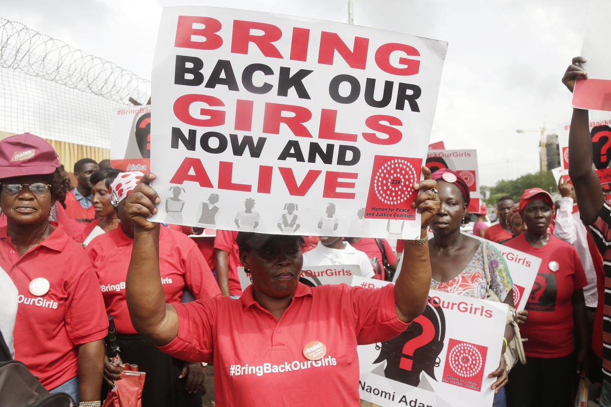 Boko Haram releases 83 schoolgirls kidnapped 3 years ago