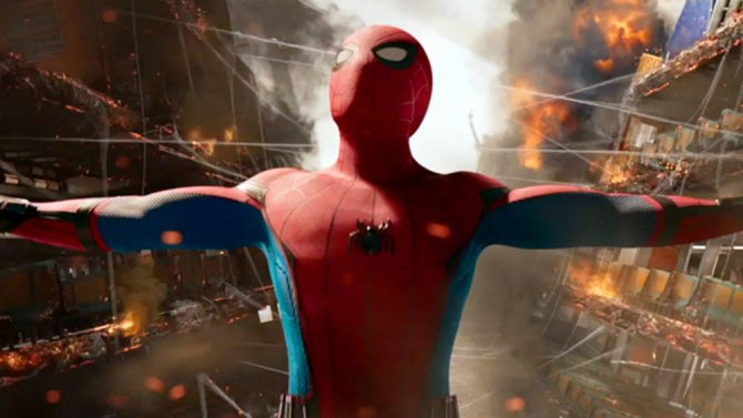 New SpiderManHomecoming footage debuts during the MTV Movie & TV Awards
