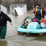 Canadian residents evacuated after floods