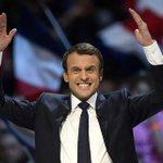 France's Emmanuel Macron beats Marine Le Pen in presidential runoff