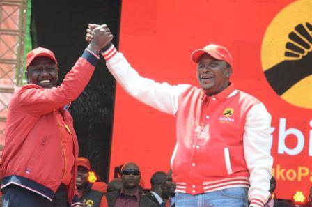 Wajir leaders endorse UhuRuto re-election