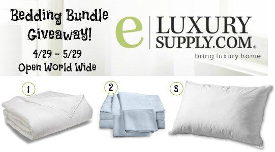 Spring Bedding Bundle #Giveaway! ~ @FreeDealSteals ~ Reviews & Giveaways!
