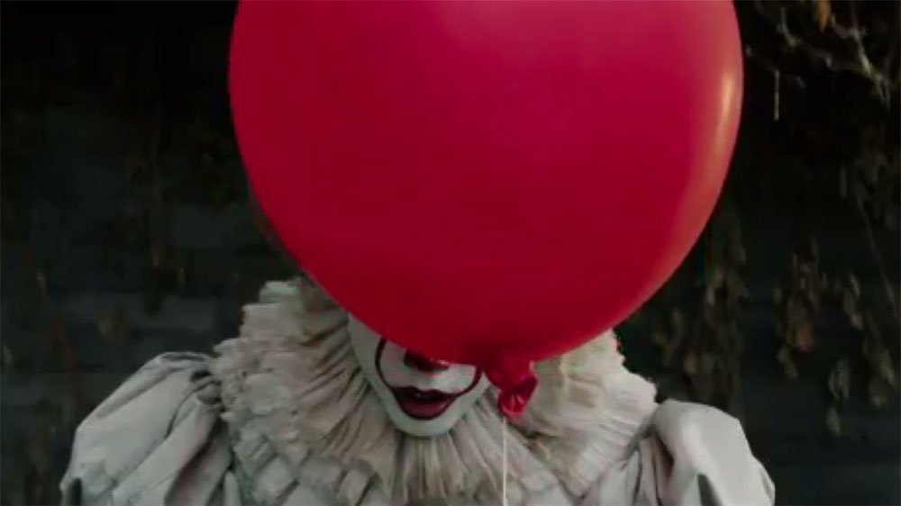 ITMovie new footage spooks audiences at MTV Movie & TV Awards