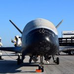 Unmanned U.S. Air Force space plane lands in Florida after secret, two-year mission