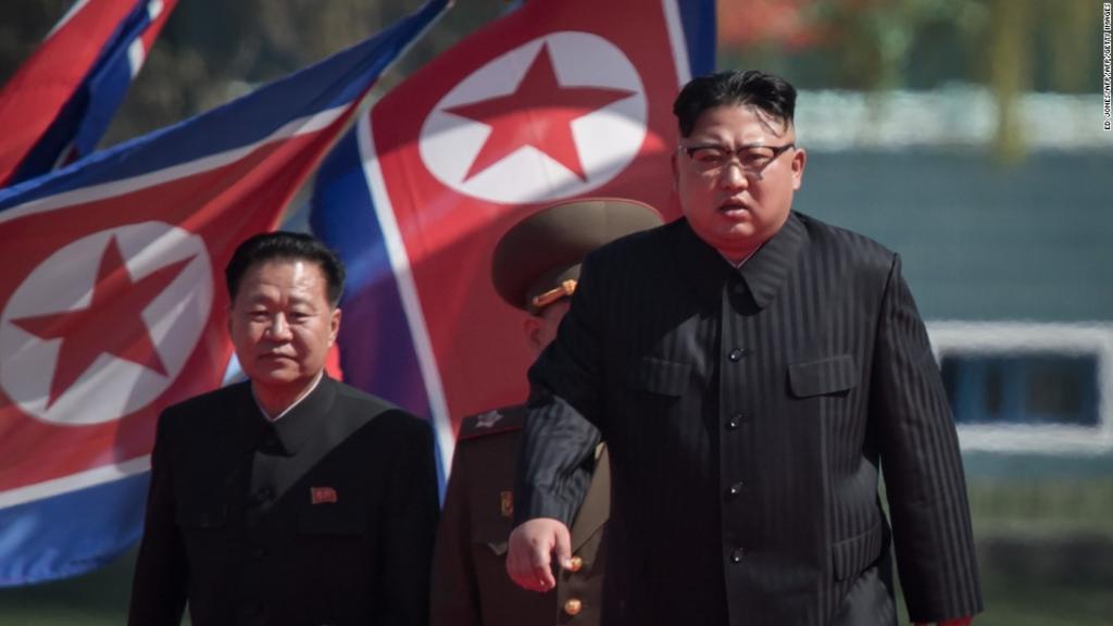 North Korea detains second US professor working at Pyongyang university