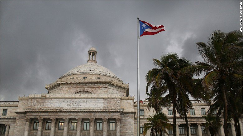 5 facts about Puerto Rico's utter economic misery