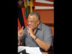 Phillips says church important to resolving Jamaica's many problems