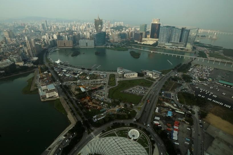 Top China official urges economic diversification for Macau gaming hub
