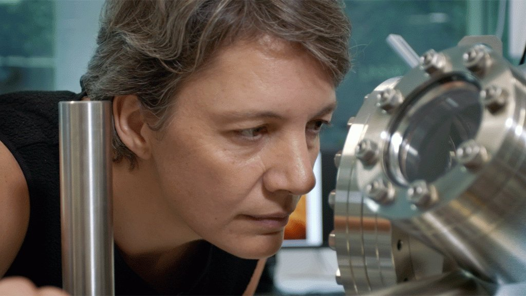 WOMEN IN SCIENCE - British physicist Michelle Simmons, the 'quantum queen'