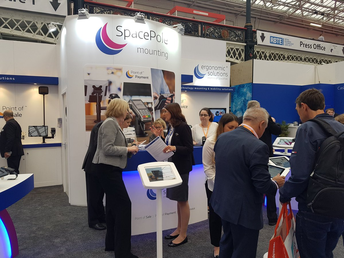 test Twitter Media - If you are visiting #RBTE2017 visit @Ergonomic_Sols stand 518 to see how we enable #customerservice across the store https://t.co/J7o192SJkz