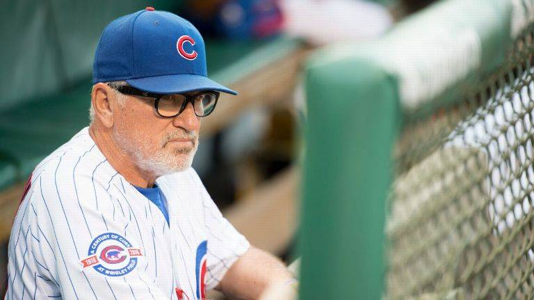 "test Twitter Media - Cubs' Joe Maddon curious about robot umpires ""I'm going back and forth on this one. I don't know."" https://t.co/KtQRHltAnK https://t.co/laCSxIldZb"