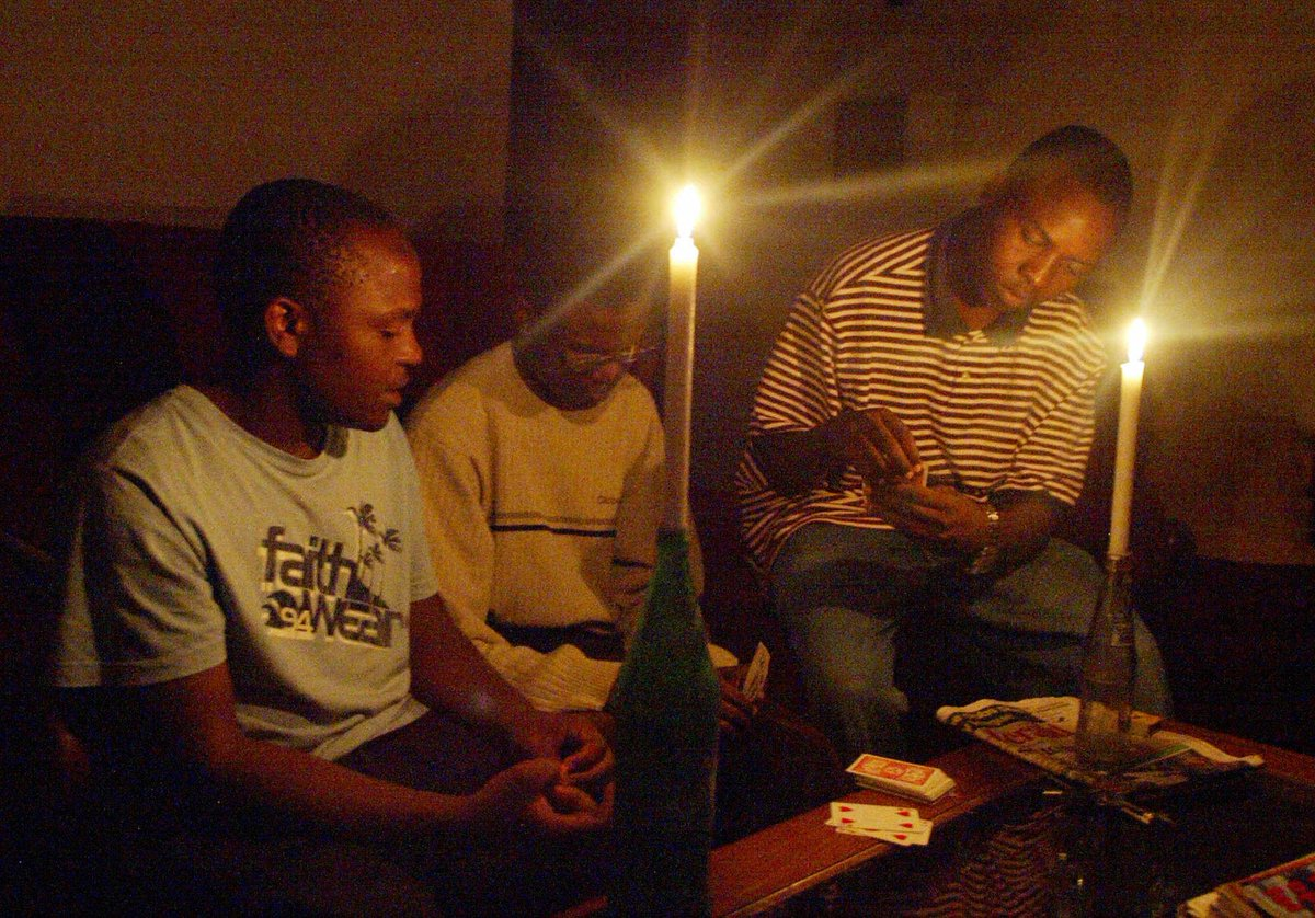 South Africa threatens to pull the plug on Zimbabwe's electricity over unpaid debts