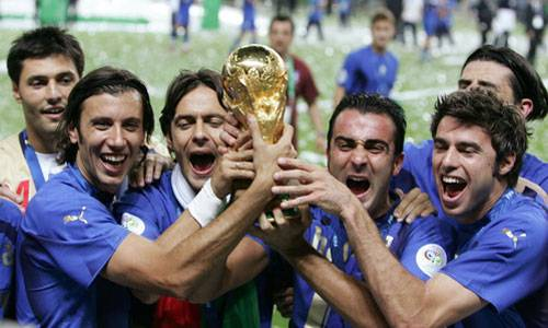 Image result for barzagli world cup 2006