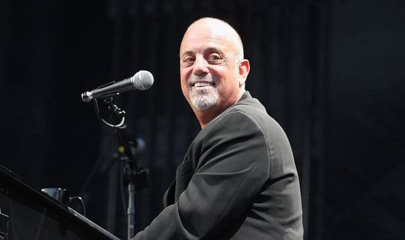 [MOMENT] Billy Joel nih ultah ke-68 Happy birthday