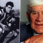 Collingwood legend and TV star Lou Richards dead at 94