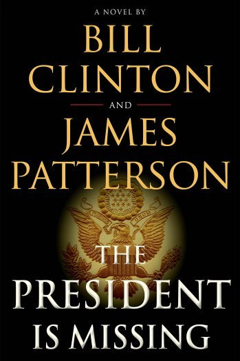 Bill Clinton teams with James Patterson to write first novel