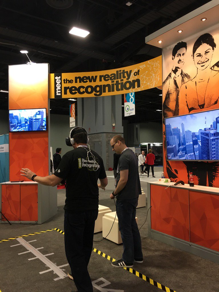 Curious about the #newrealityofrecognition? Stop by our booth #WorldatWork #TotalRewards17 https://t.co/sUbMG79WAy