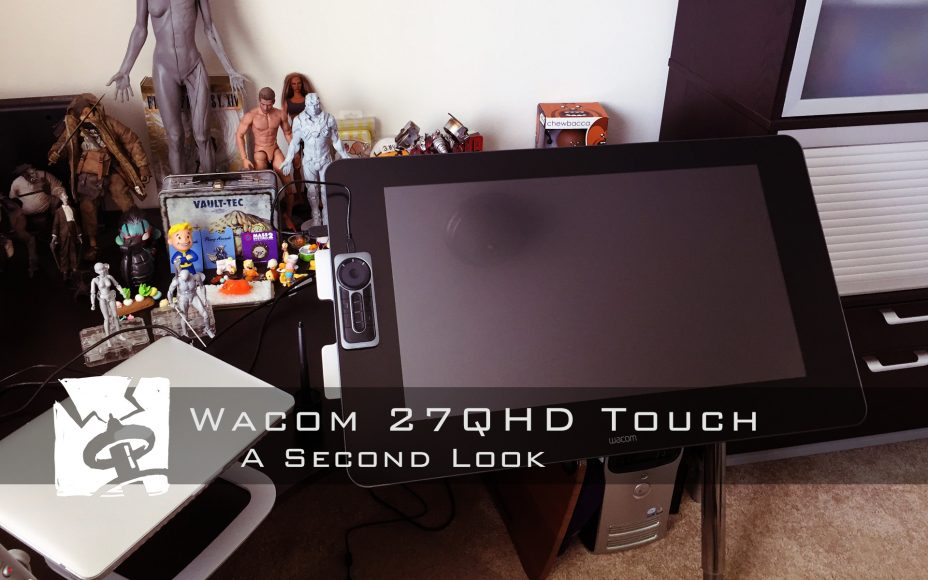 test Twitter Media - My video review of the @wacom 27QHD Touch is up! https://t.co/ojiARKNTLe #wacom #cintiq27QHD #cintiq https://t.co/B6hMaDYjf5