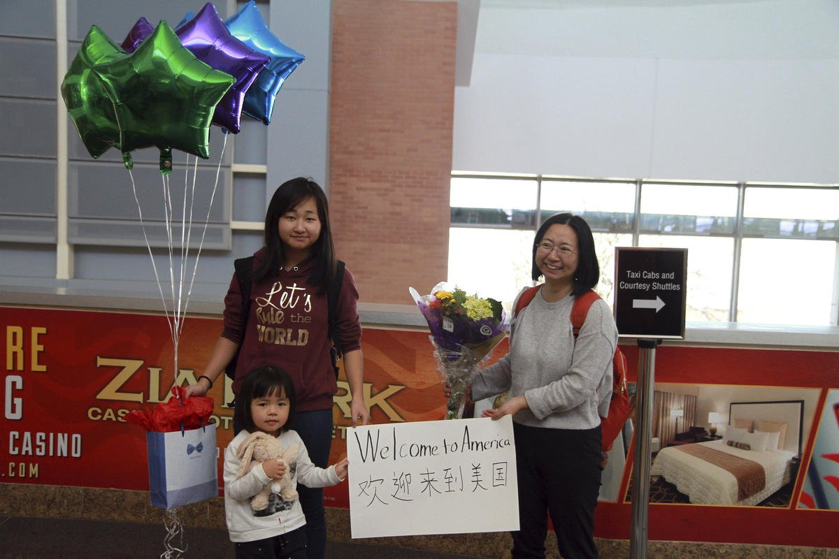 AP Exclusive: China lawyer's family says US helped them flee