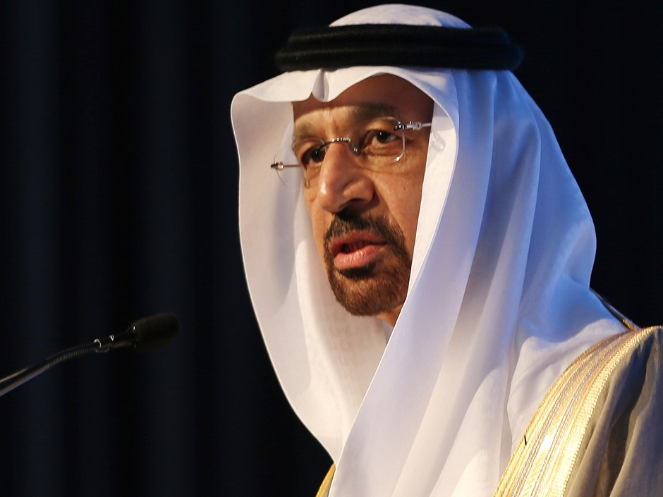 Oil climbs after OPEC says it will 'do whatever it takes' to balance market