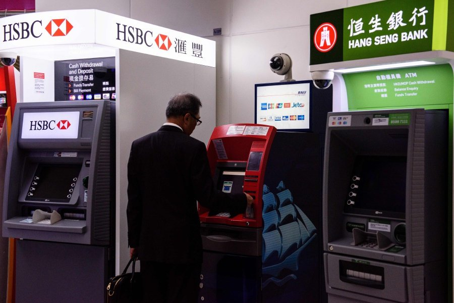 Macau launches facial recognition checks at ATMs