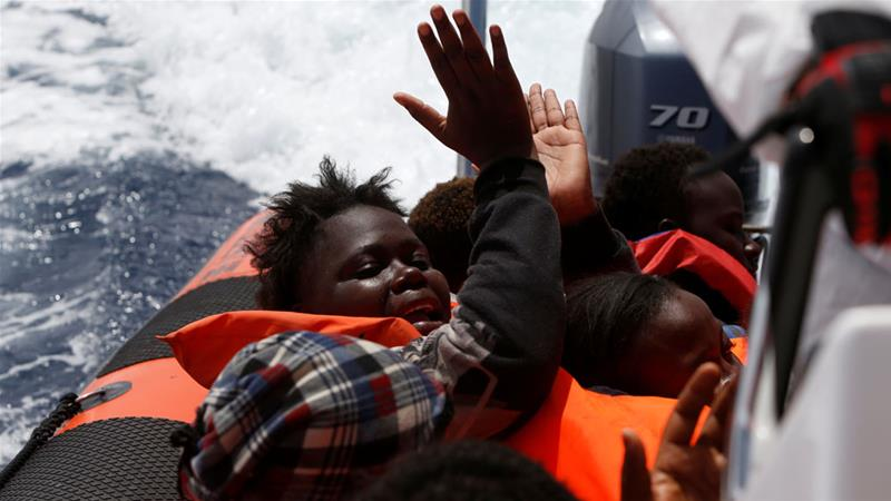 Nearly 200 asylum seekers feared dead off Libya coast