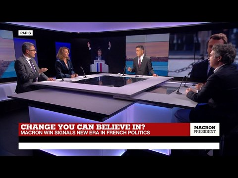 VIDEO -  Change you can believe in? Macron win signals new era in French Politics (part 2)