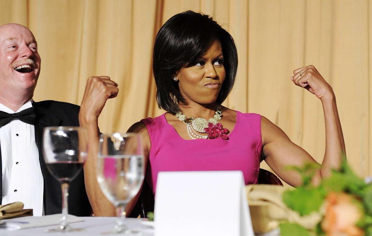 Let Michelle Obama inspire your high school graduate