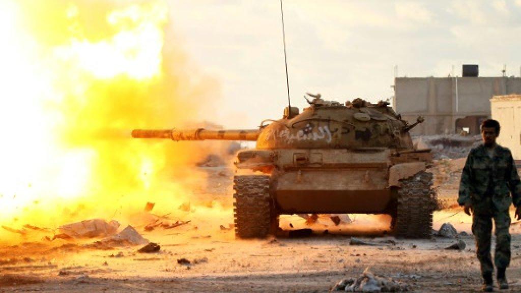 Libya forces advance on last jihadist bastions in Benghazi