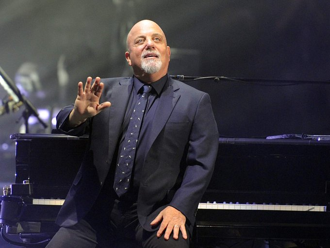 Happy 68th birthday to my artist and a god among gods, Billy Joel!