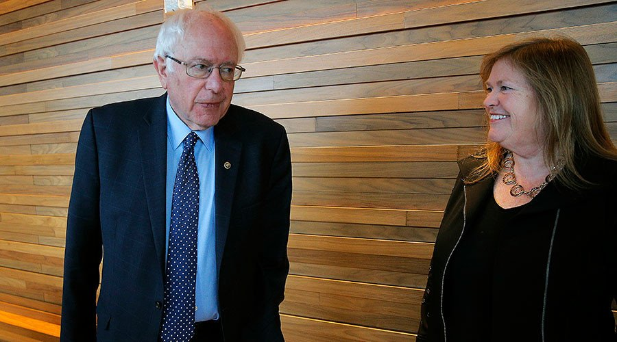FBI investigates Bernie Sanders' wife for bank fraud ? report