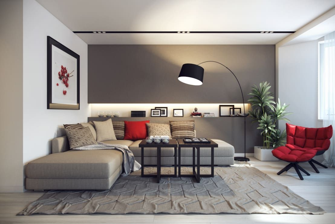 8 smart ways to make your small living room a style giant