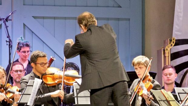Canberra International Music Festival Finale concert review