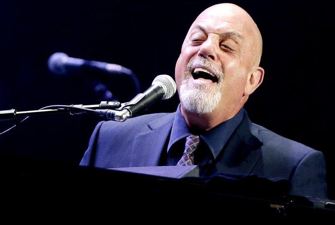 Happy Birthday to Piano Man, Billy Joel