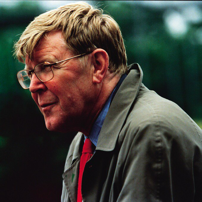 Happy 83rd Birthday to the magnificent Alan Bennett!