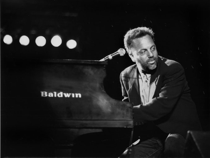 Happy Birthday to Billy Joel who turns 68 today!