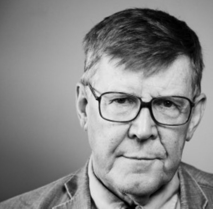 A massive Happy 83rd Birthday to the wonderful & amazing Alan Bennett!
