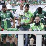 Brazil's Chapecoense win first title after aircrash