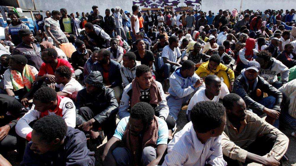 The International Criminal Court (ICC) mulls investigation into Libya's abuse of refugees