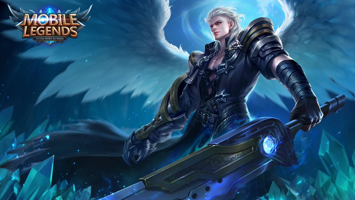 Inieloo Alucard Child Of The Fall Mobile Legends