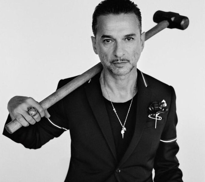 Happy Birthday Dave Gahan!  <3