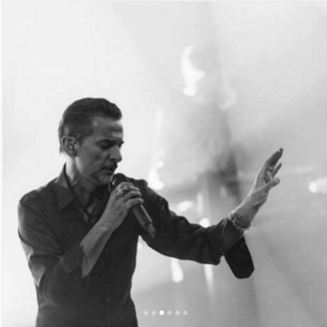 Wishing a very happy birthday to my man, Dave Gahan of ! Can\t wait to see you!